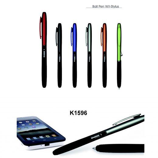 K1596 Bolígrafo Touch Colores Varios!!
